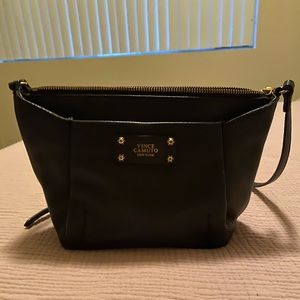 Vince Camuto Hila Leather Crossbody Bag